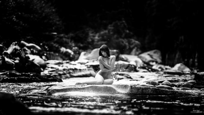 Flussbettshooting mit Jenny