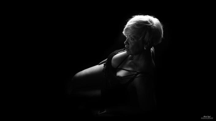 Lowkey Fotoshooting mit Nicole Harman